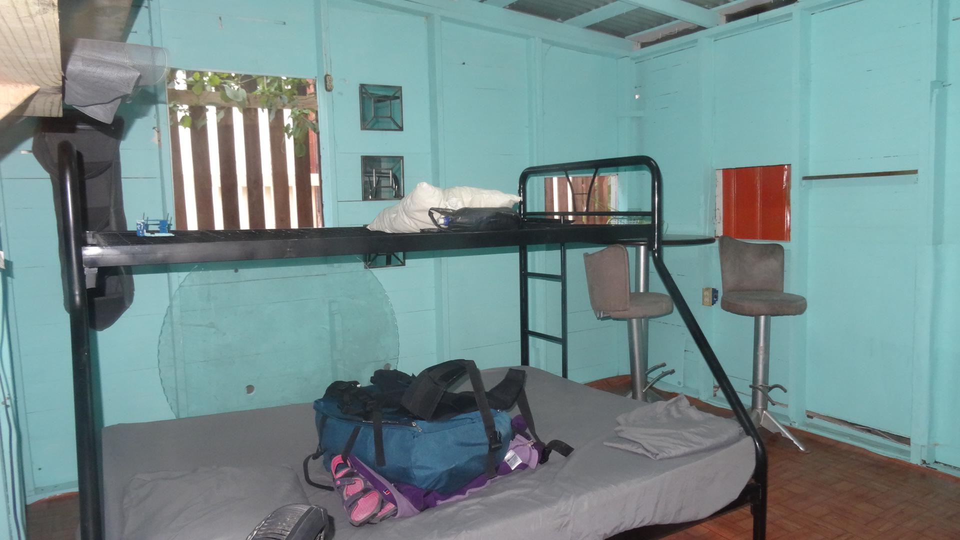 Backpacking Belize