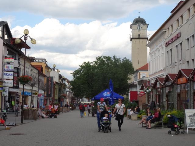 Poprad Tatry Slovakia