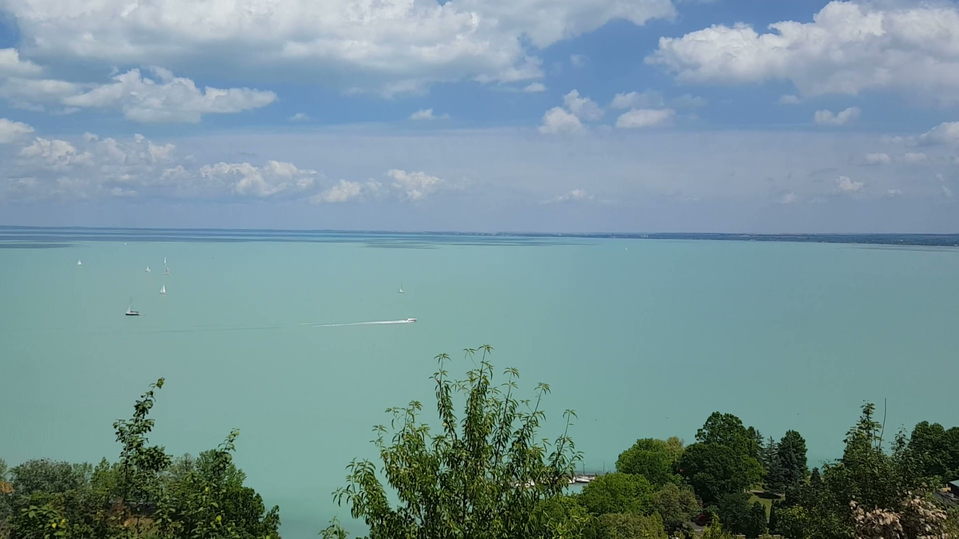 the lake balaton by - photo #43