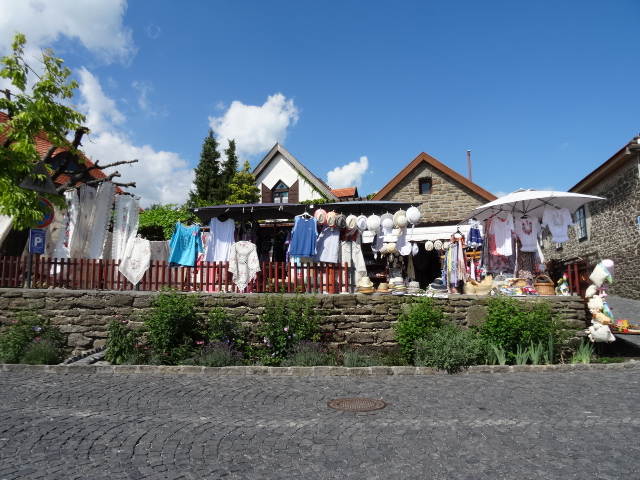 Hand Craft Shops In Tihany