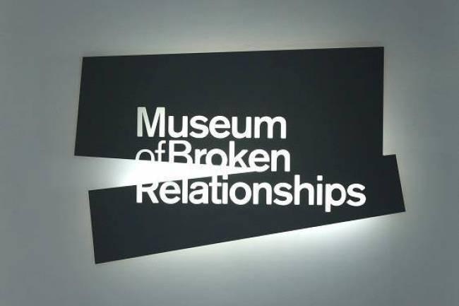 Museum Of Broken Relationships Zagreb