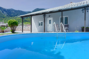 Nestled In The Foothills Of Profitis Ilias