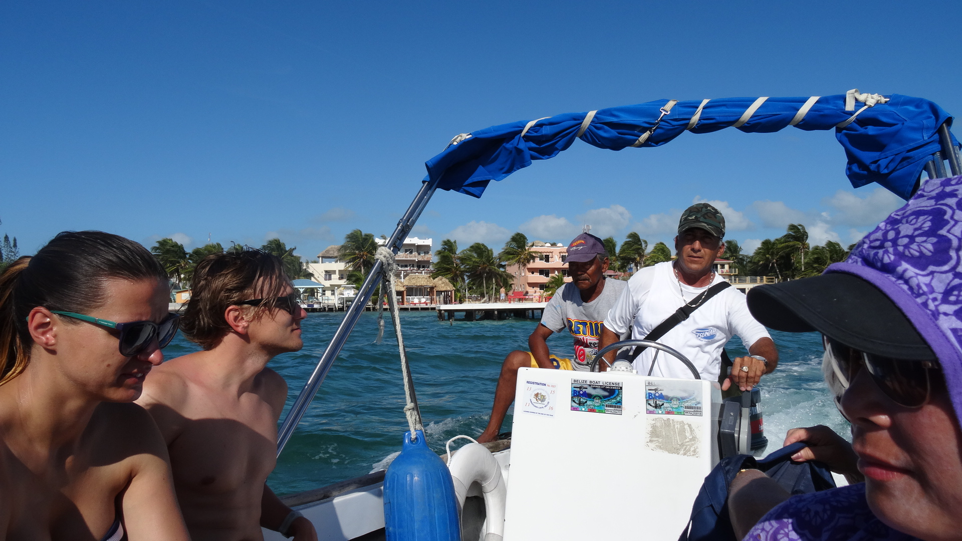 Tsunami Adventure Tours Caye Caulker