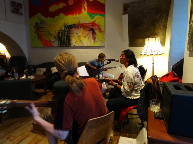 Egon Schiele Art Centre Cafe Bar Cesky Krumlov