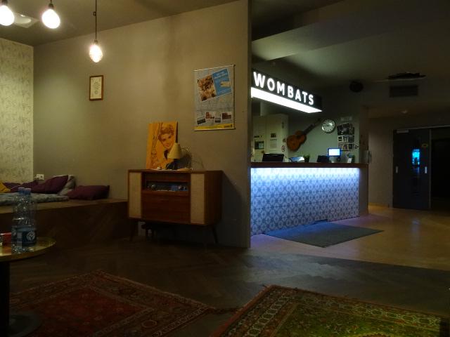Hostel Wombat Vienna naschmarkt Austria