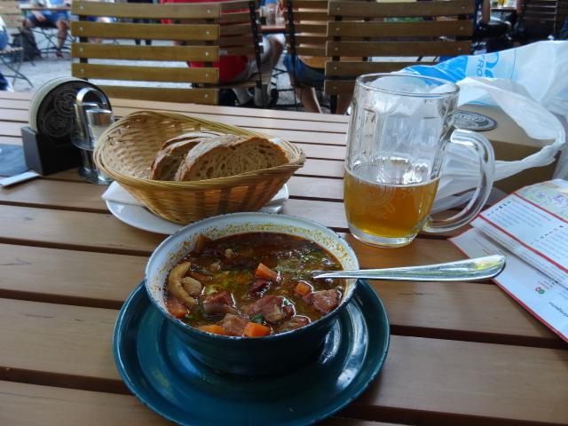Slovakian Food