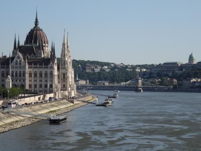 River Danube Budapest Hungary