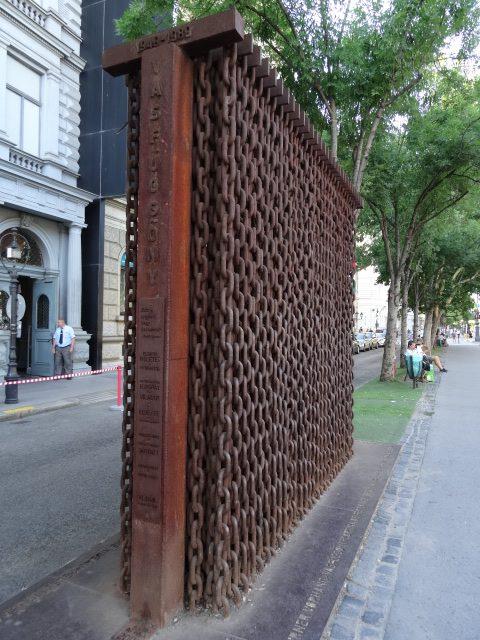 Iron Curtain Monument Budapest