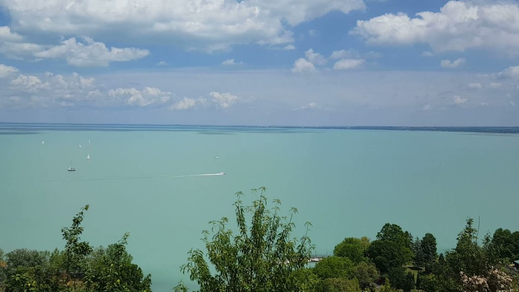 Lake Balaton - An Artist's Palette Of Blue