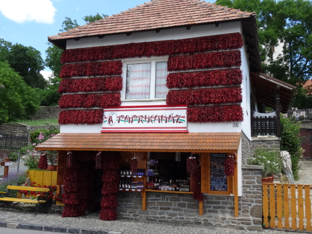 The Pepper House Tihany