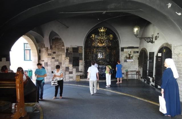 The stone gate zagreb
