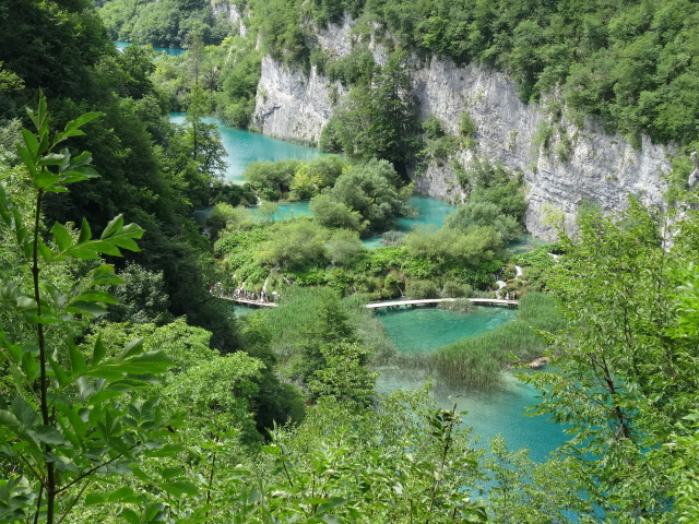 The Upper Lakes Plitvice