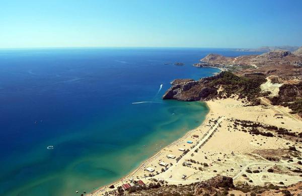 Beaches Of Rhodes